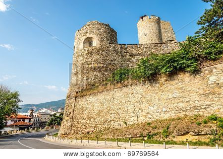 Kale Fortress Built By The Byzantines In The 6Th Century