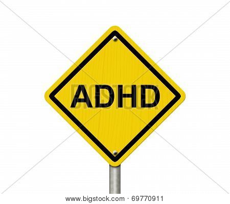 Warning Signs Of Adhd