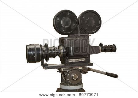 Old Film Movie Camera