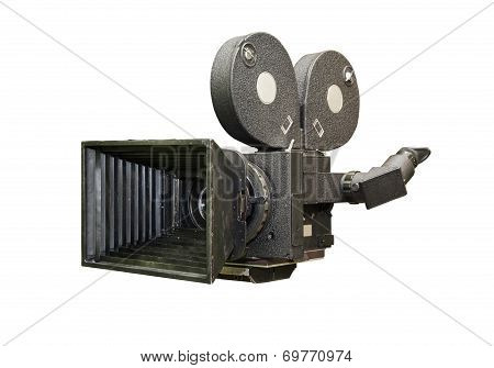 Old Film Movie Camera
