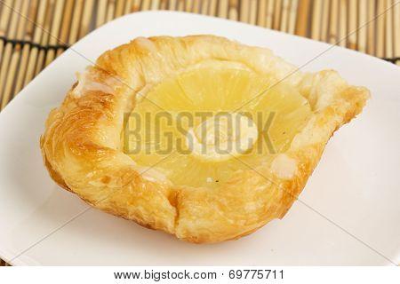 Pineapple Danish Pastry