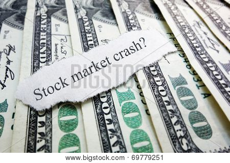Stock Crash