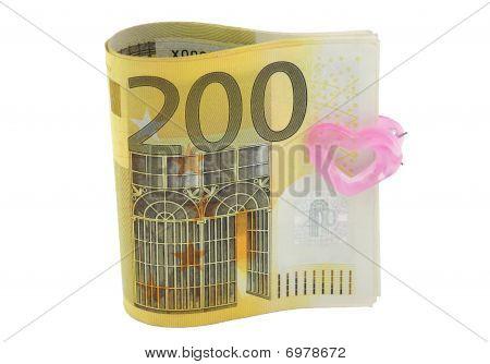 200 Euro Banknotes