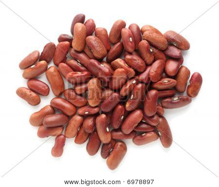 Kidney Beans From Above