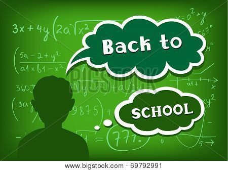 back to school speech and thought