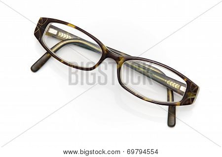 Vintage Tortoise Shell Eyeglasses