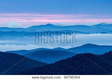 Smokey Mountain Mist