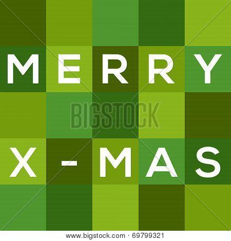 Merry Chrismas (x-mas) Card