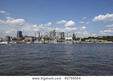 Hamburg - Skyline