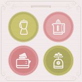 foto of juicer  - House related Objects from left to right - 