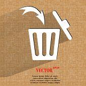 foto of dust-bin  - Trash bin - JPG