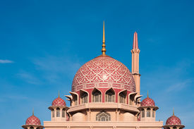 image of prime-minister  - The Putra Mosque - JPG