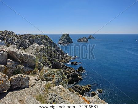Tas De Pois, Atlantic Ocean, France