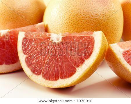 köstliche Grapefruit