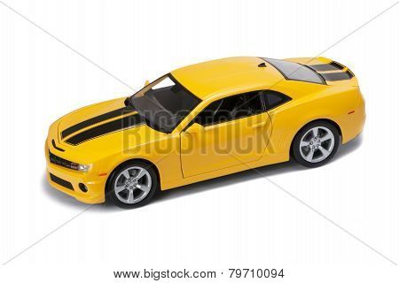 New Yellow Mode Car