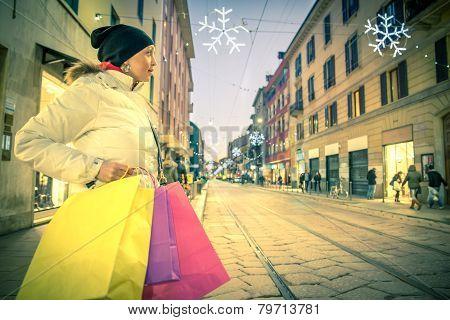 Shopper Outdoors