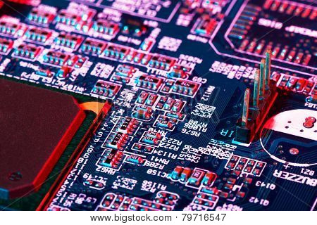 Electric Components Macro
