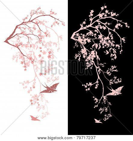 Spring Tree Decor