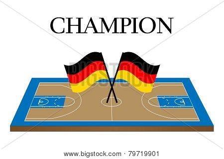Basketball Champion Germany