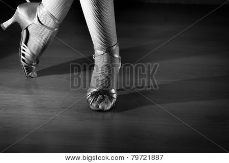 Latin Dancing Feet