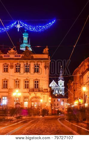 Lviv Central Square