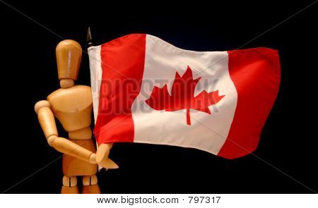 Canadian Flag Manny