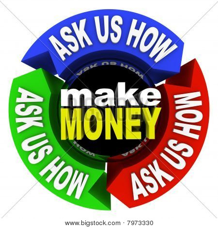 Make Money - Ask Us How