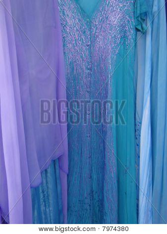 Subtle Pastel Shades Of Dresses