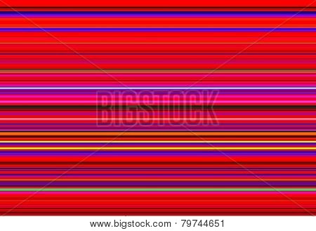 A Multi color horizontals blurs lines background
