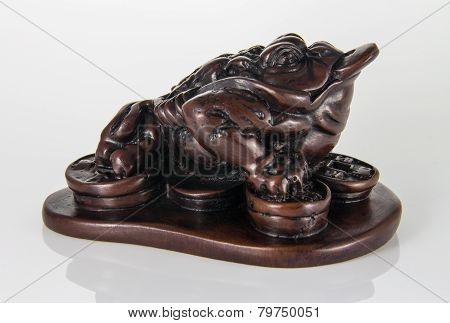 Three Legged Toad Or Frog Feng Shui