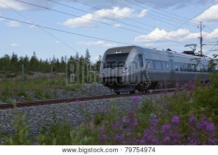 BOTHNIA LINE, SWEDEN ON JULY 23.