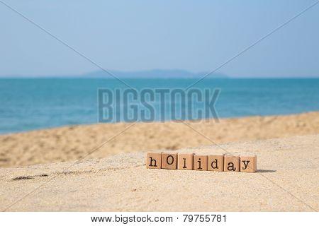 Sunny Beach Holiday Season