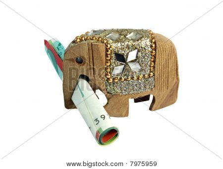 Elephant Symbolises Riches