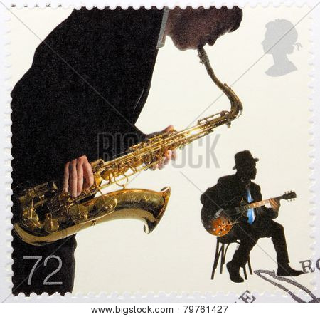 Sax Player And  Guitarist