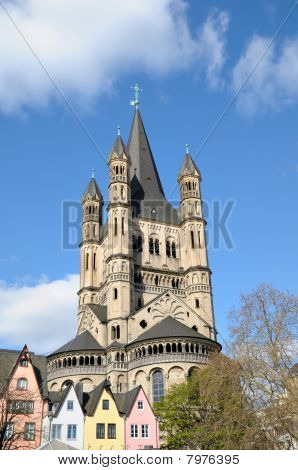 St. Martin in Cologne