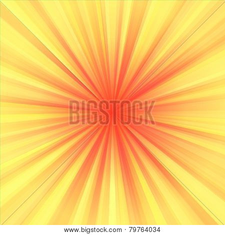Soft regular radial centralized background