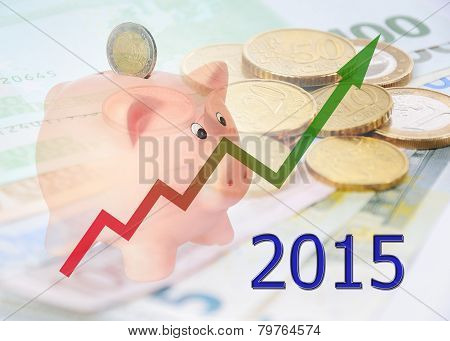 Piggy Bank With Diagram 2015