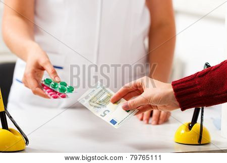 Paying For Medicine