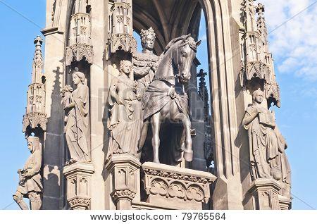 Emperor Franz Ii Statue