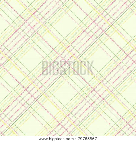 Fabric with scratch lines. Abstract Seamless Pattern. Surface texture.