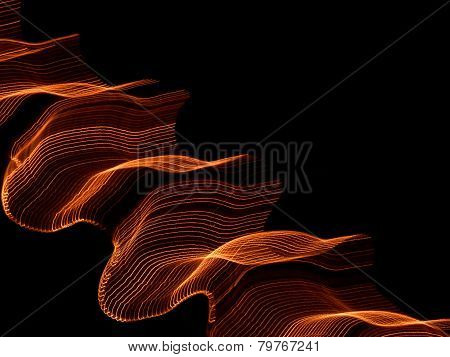Stringed Light Effect
