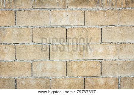 Hollow Brick Wall