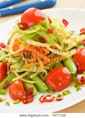 Vegetables Stir-fry