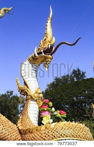 Naga Buddha Guardian