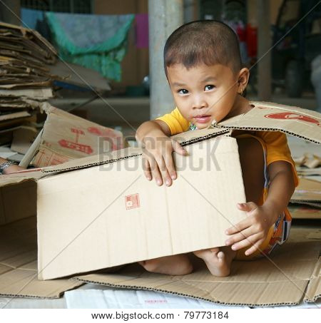 Asian Kid, Vietnamese Children