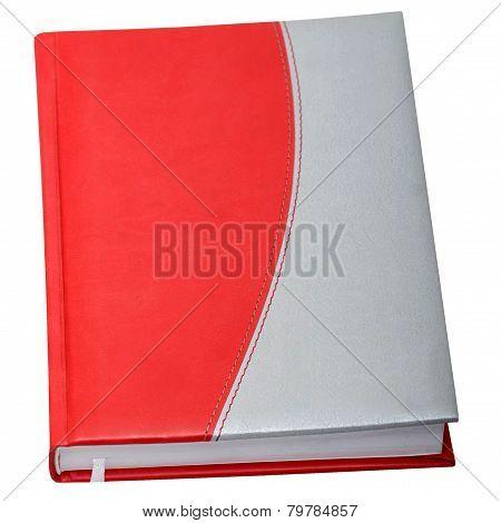 Red-gray Datebook