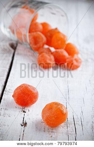 kumquat Dried