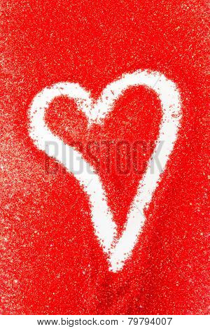 Love In Red Sugar