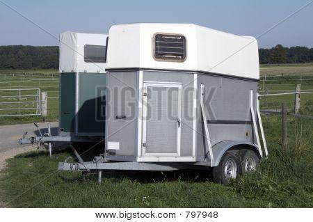 horse trailer 01