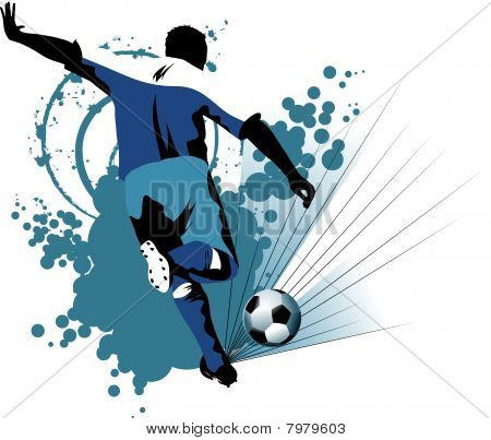 Soccer Europa In Attack